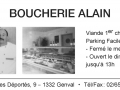 Boucherie Alain